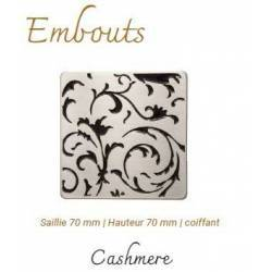 Embout Cashmere  Nickel Mat...