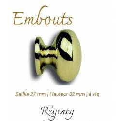 Embout Regency Feuille...