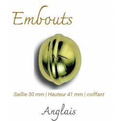 Embout Anglais Saillie 30...