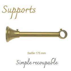 Support Lorgnon Mur Simple...