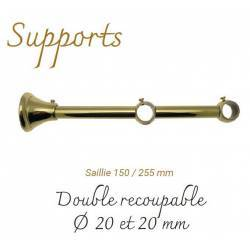 Support Double Secable...