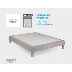 Sommier Tropic Stretch