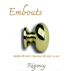 Embout Regency- Saillie 38...