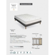 MATELAS PRINCE RESSORTS ENSACHES HOTEL TRADITION * & **